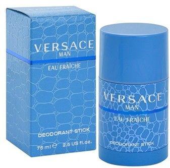 Versace Man Eau Fraîche dezodorant w sztyfcie dla mężczyzn 75 ml