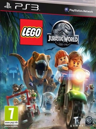 LEGO Jurassic World PS 3