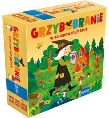 Gra Grzybobranie w Zaczarowanym lesie GRANNA 00216
