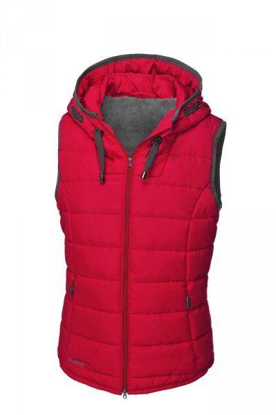 Kamizelka SHIRIN - kolekcja jesień-zima 2019/2020 - Pikeur - bright red