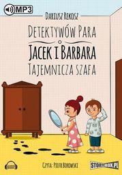 Detektywów para - Jacek i Barbara Tajemnicza szafa - Audiobook.