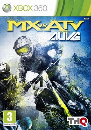 MX vs ATV Alive X360