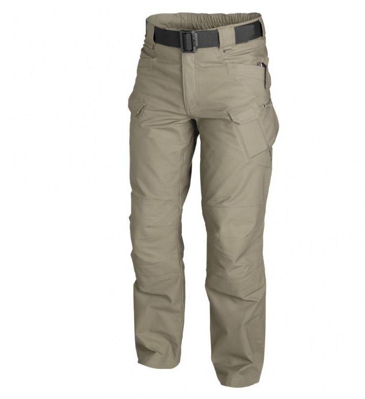 Spodnie Helikon UTP PoliCotton Canvas Khaki (SP-UTL-PC-13) H