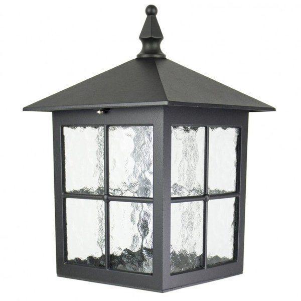 Klosz zewnętrzny Lampa nasadowa Wenecja fi 65mm K 1018 KW czarny