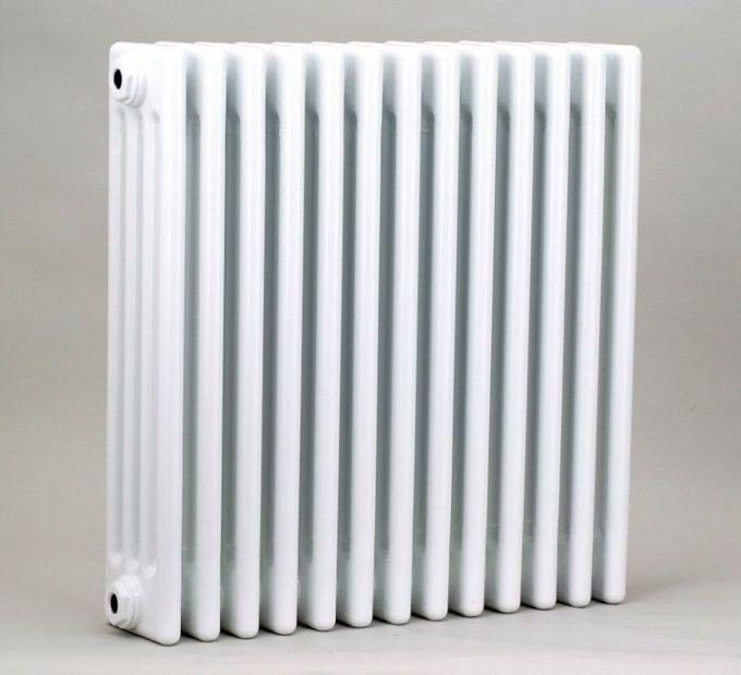 Grzejnik pokojowy retro - 3 kolumnowy, 700x800, biały/ral - paleta ral