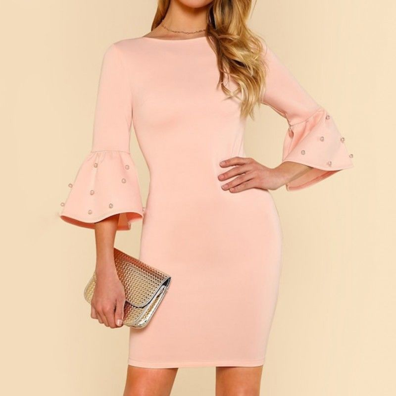 Sukienka elegancka Beti Beauty Senses BS00577