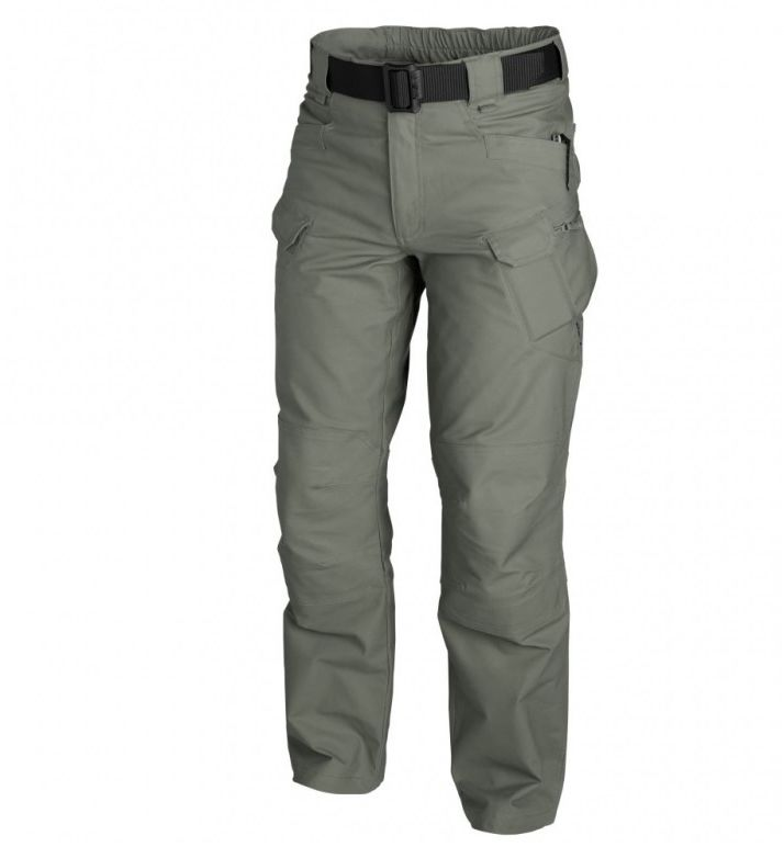 Spodnie Helikon UTP PoliCotton Canvas Olive Drab (SP-UTL-PC-32) H