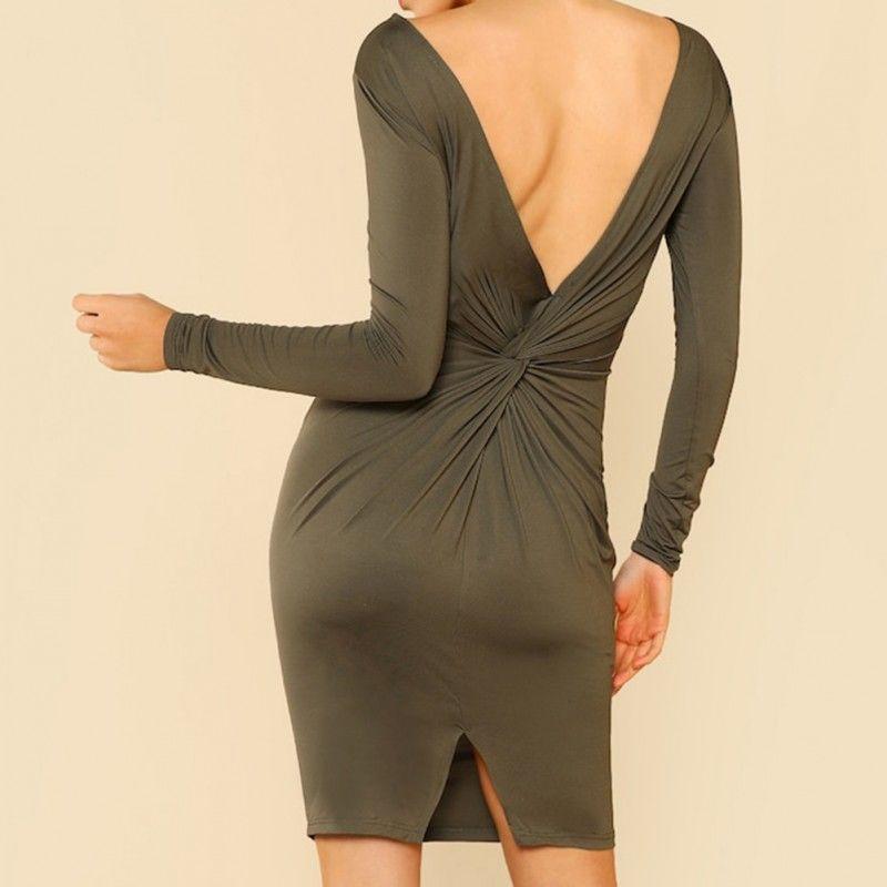 Sukienka elegancka Agnes Beauty Senses BS00578