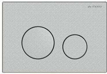 Przycisk do stelaża satyna 15x22cm ENCO MASSI