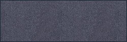 Wycieraczka stalowa niebieska 60 x 180 cm niebieska