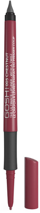 Gosh The Ultimate Lipliner With A Twist 005 Kasztan