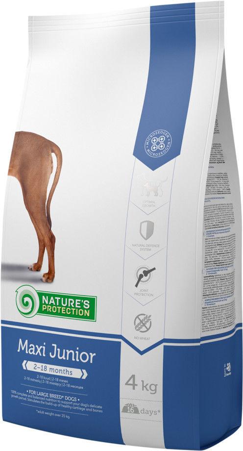 NATURES PROTECTION Maxi Junior 4kg