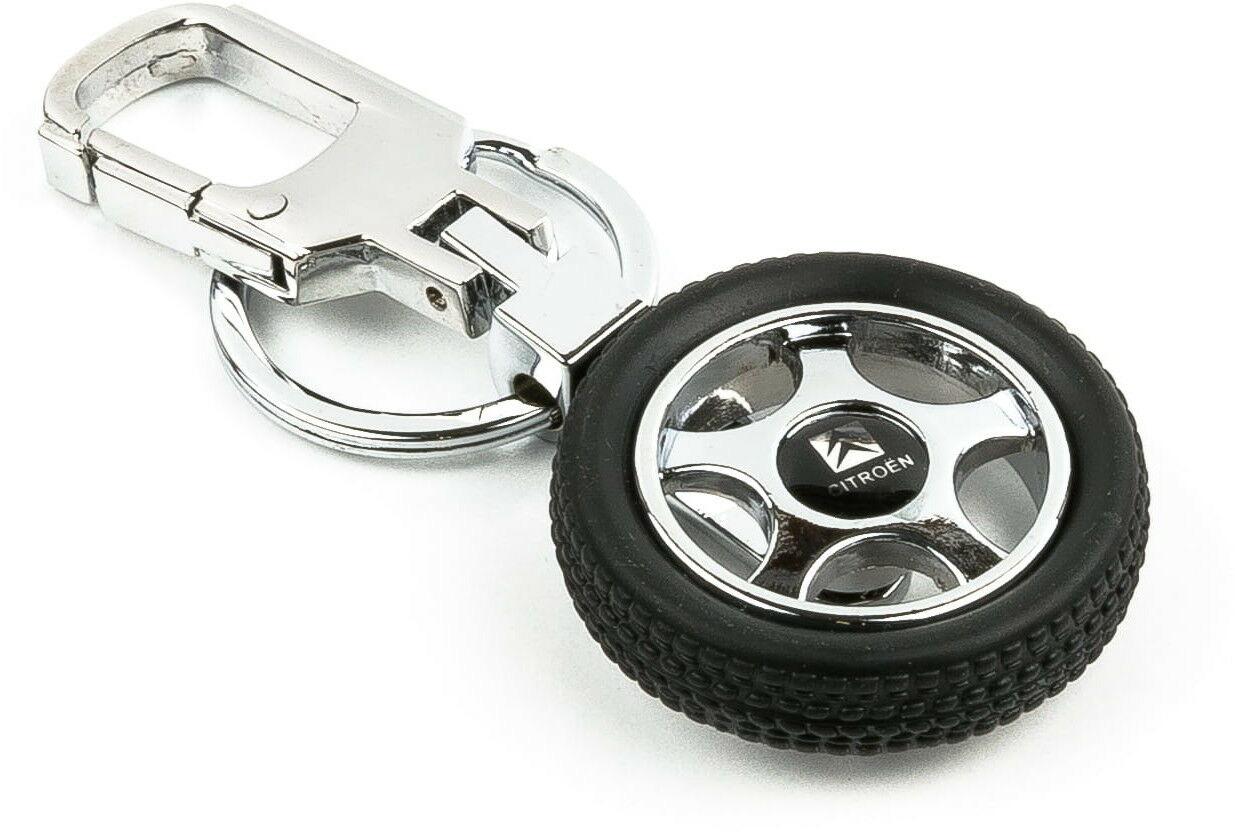Brelok opona / koło samochodowe - Citroen