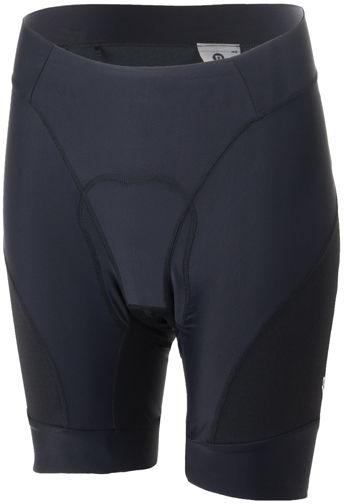 ROGELLI ESSENTIAL damskie spodenki rowerowe bez szelek czarne 010.255 Rozmiar: M,rogelli-essential-short