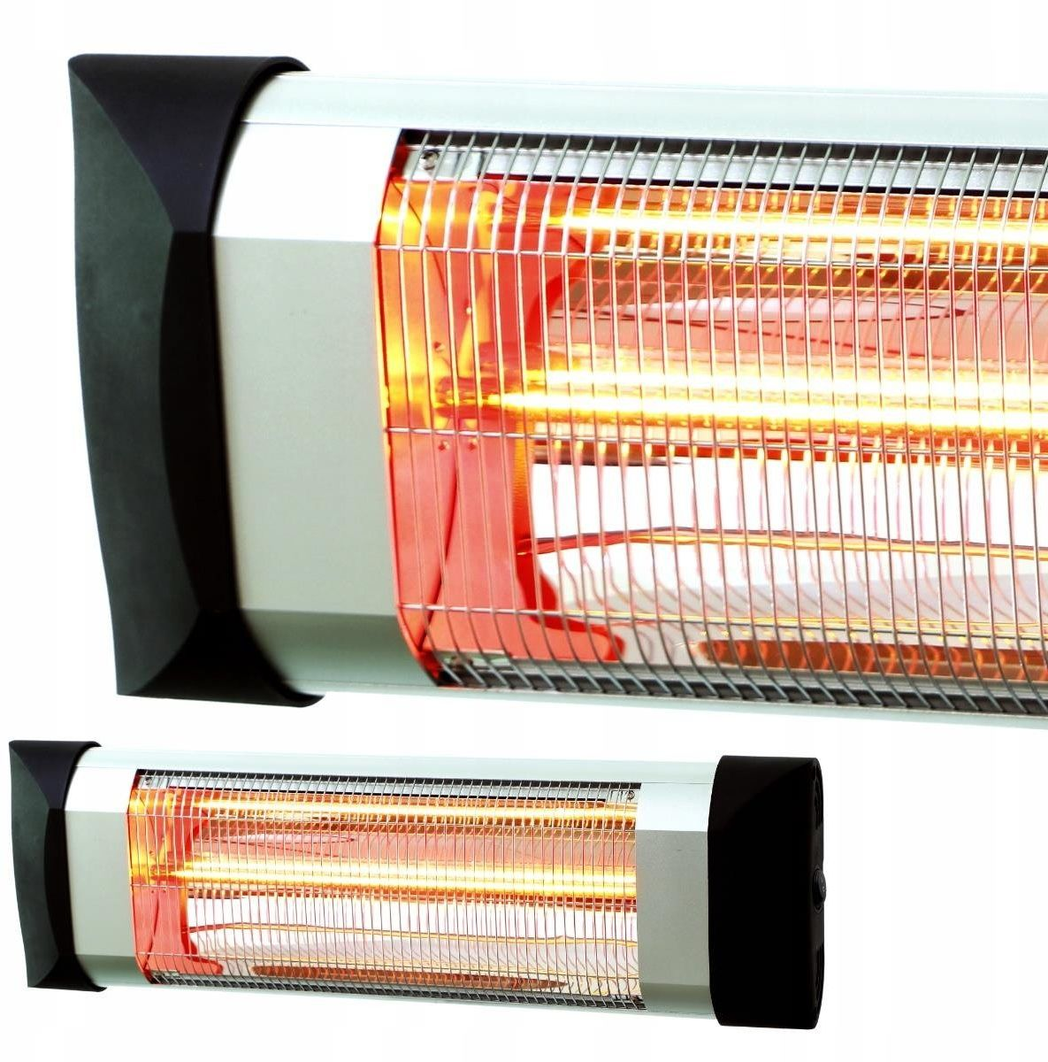 Promiennik Podczerwieni Naścienny Premium SunRay WMPH2001S