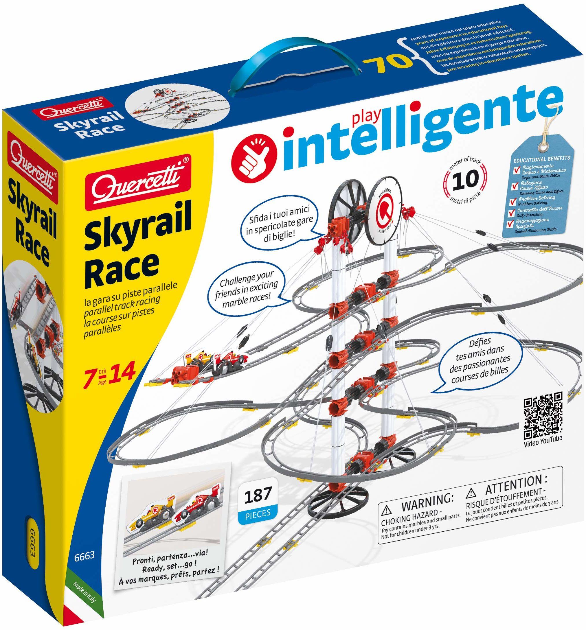 Quercetti 6663 Skyrail Race