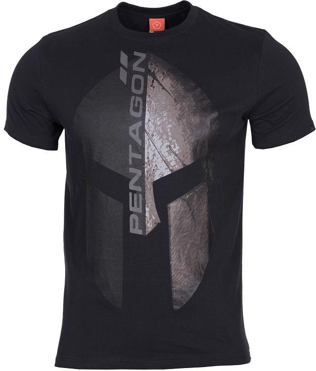 """Koszulka T-shirt Pentagon """"Eternity"""" - Black Spartan (K09012-01)"""