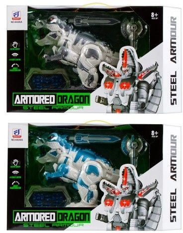 Robot Dinozaur 2w1 zdalnie sterowanyMEGA CREATIVE 442902