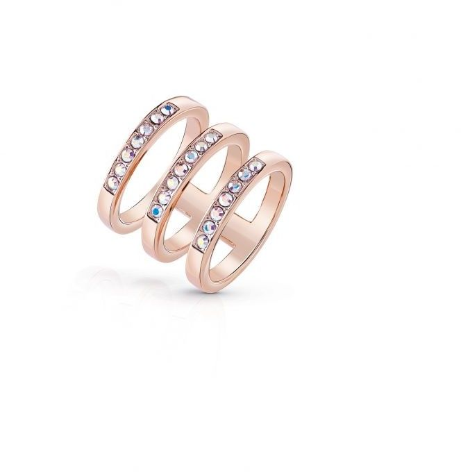Biżuteria damska Guess Jewellery G Colors Ring Size O.5 UBR84038-56