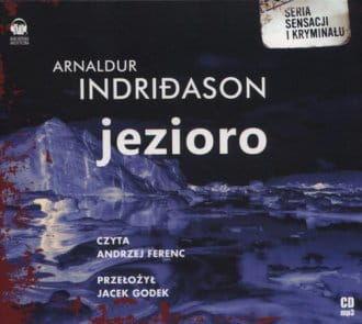 Jezioro (CD mp3) Arnaldur Indridason