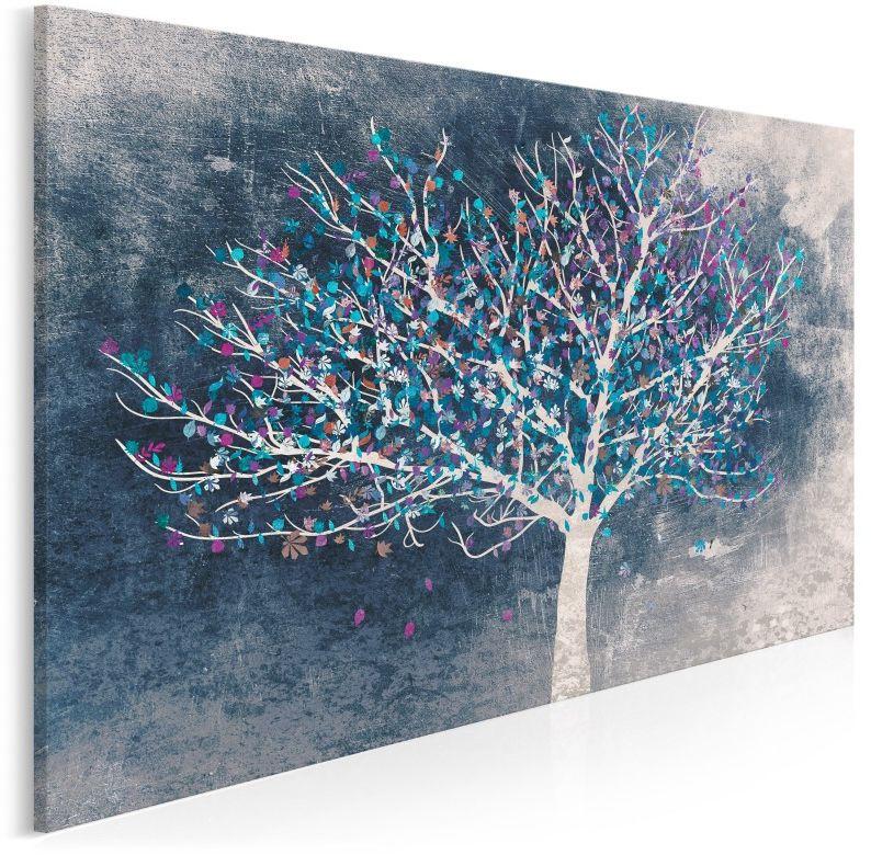 Małe radości - nowoczesny obraz na płótnie - 120x80 cm
