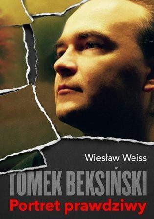 Tomek Beksiński Portret prawdziwy Wiesław Weiss