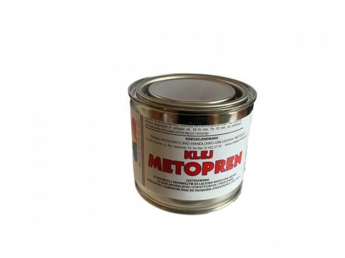 Klej Metopren (Butapren) guma skóra 250ml
