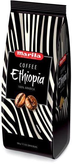 Marila Coffee Ethiopia kawa ziarnista 500g