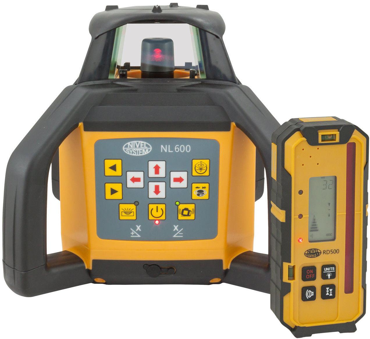 Niwelator laserowy Nivel System NL600 Digital