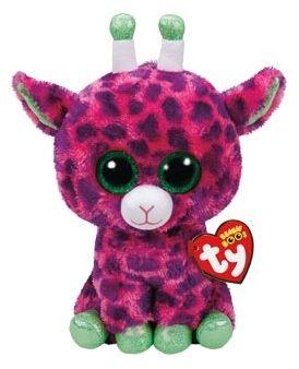 Maskotka TY INC Beanie Boos Gilbert - Różowa Żyrafa 24 cm 37142. > DARMOWA DOSTAWA ODBIÓR W 29 MIN DOGODNE RATY