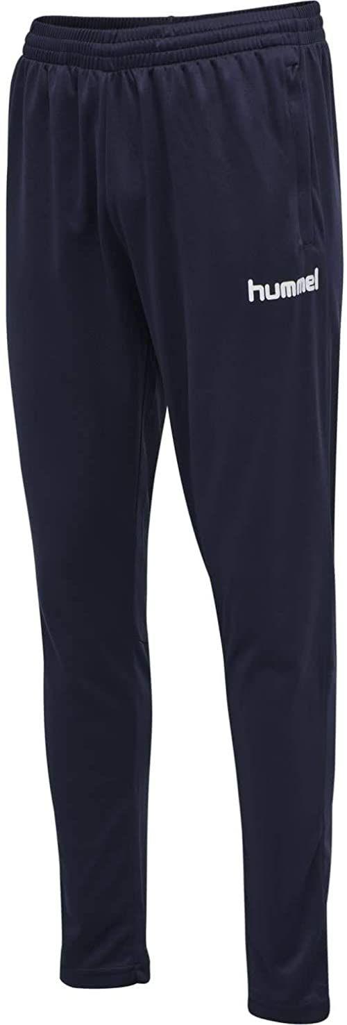 Hummel Spodnie męskie Hmlpromo do futbolu niebieski (Marine) morski S