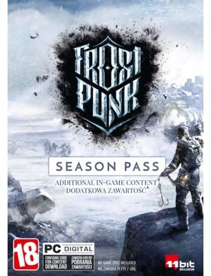 Dodatek do gry Frostpunk Season Pass