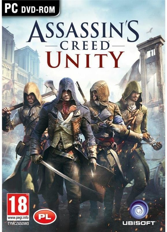 Assassin''s Creed: Unity PL (Digital - klucz Uplay)