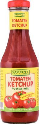 Ketchup BIO - Rapunzel - 450 ml