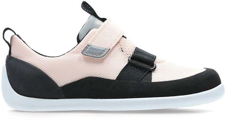 Buty sportowe dziecięce Clarks Play Pioneer różowe261412406
