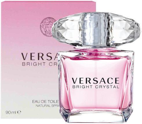 Versace Bright Crystal - damska EDT 90 ml