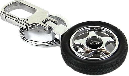Brelok opona / koło samochodowe - Jaguar
