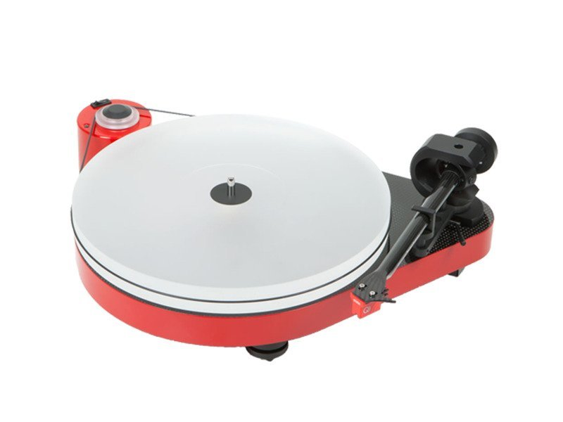 RPM 5 CARBON - Czerwony