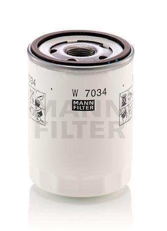 filtr oleju Transit / Custom 2.0 EcoBlue Diesel - Mann+Hummel