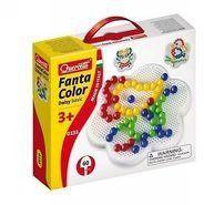 Fantacolor Daisy basic 60 elementów - Quercetti