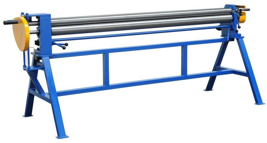 MAAD ZW-2000/0.6 WALCARKA ZWIJARKA WALCE DO BLACHY MAAD ZW-2000/0.6mm Rok Produkcji 2020 r.