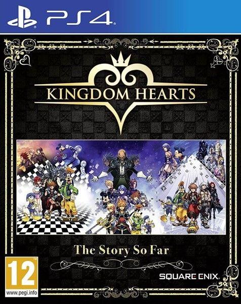 Kingdom Hearts - The Story So Far (PS4) ZAKŁADKA DO KSIĄŻEK GRATIS DO KAŻDEGO ZAMÓWIENIA