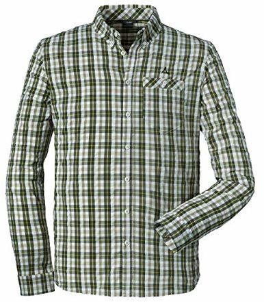 Schöffel Scotoni T-shirt męski, tree house, 46