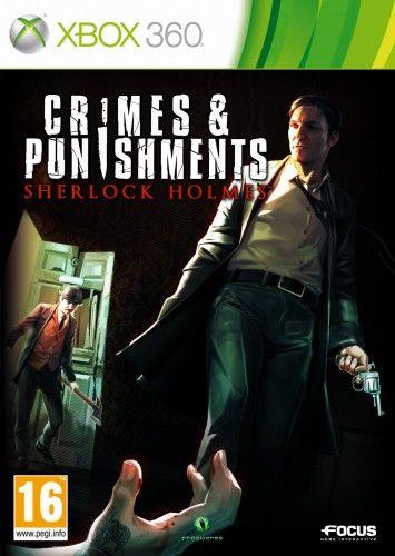 Crimes & Punishment Sherlock Holmes X360