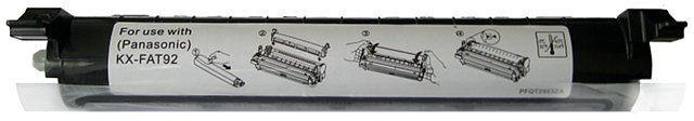Toner zamiennik DT92P do Panasonic KXMB261 KXMB262 KXMB263PD KXMB771G KXMB773PD KXMB778 KXMB781G KXMB783PD KXMB788 KXMB883, pasuje zamiast Panasonic KXFAT92E KXFAT92X KXFAT92E-T, 2000 stron