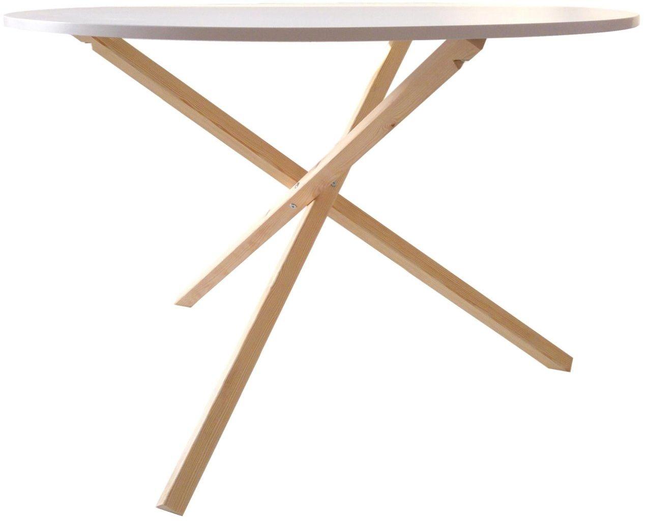 Stół okrągły Triple-100