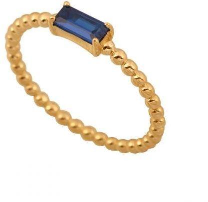 Złoty pierścionek tradycyjny Pi402
