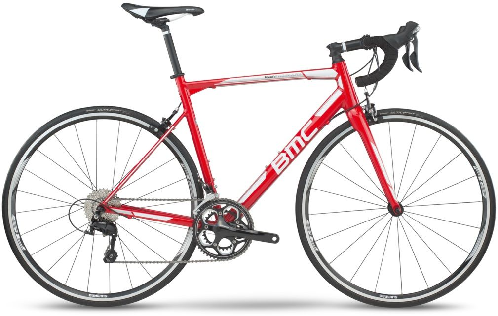 BMC TEAMMACHINE ALR01 105 54cm Red 222134