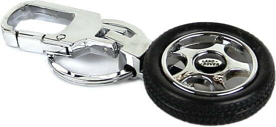 KeyChain Ltd. Brelok opona / koło samochodowe - Land Rover
