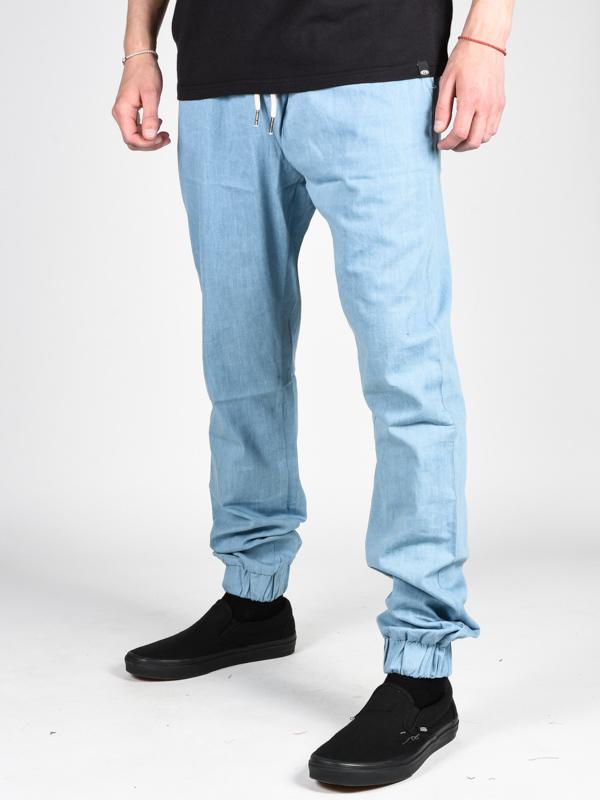 Ezekiel Garth LIDN spodnie lniane mężczyzn